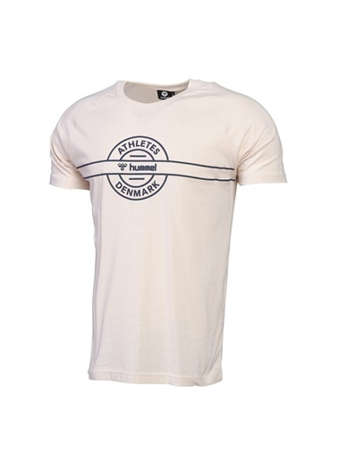 Hummel Hummel9024 Koyu Gri Erkek T-Shirt Gri
